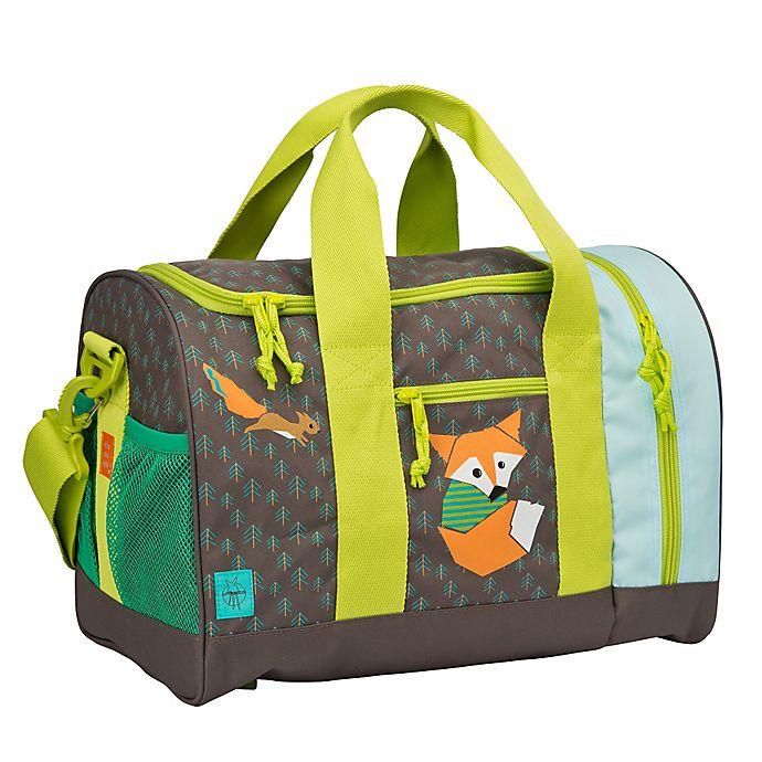 Alternate image 1 for Lassig Mini Duffle Bag in Brown
