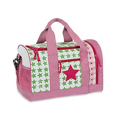 Lassig Mini Duffle Bag in Pink Starlight