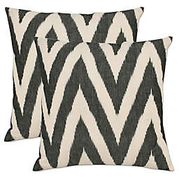 Safavieh Chevron Throw Pillows (Set of 2)