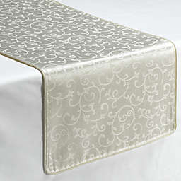 Lenox® Opal Innocence™ Decorative Table Runner in White