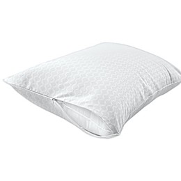 Sealy® Stain Protection Zippered Pillow Encasement