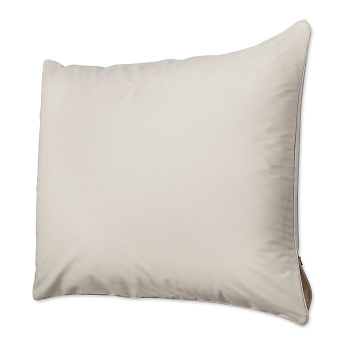 Alternate image 1 for AllerEase® Naturals 230-Thread-Count Organic Cotton Standard Pillow Case