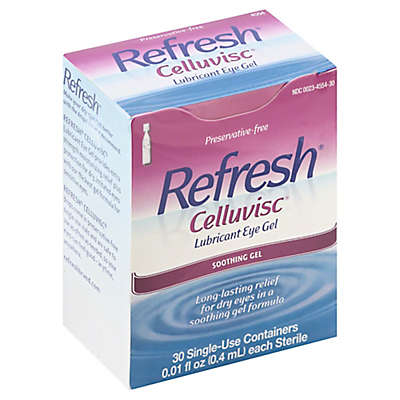Allergan Refresh® 30-Count Celluvisc Eye Drops