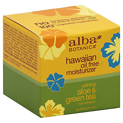 Alba Botanica® 3 oz. Hawaiian Oil-Free Moisturizer with Refining Aloe and Green Tea