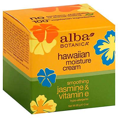 Alba Botanica® 3 oz. Hawaiian Moisture Cream with Smoothing Jasmine and Vitamin E