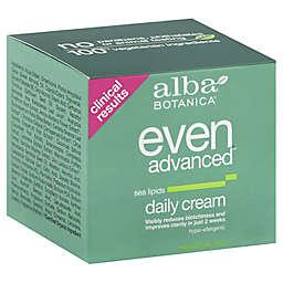 Alba Botanica® 2 oz. Even Advanced Sea Lipids Daily Cream