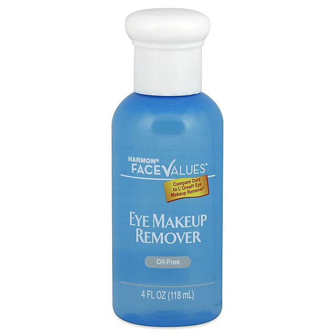 Alternate image 1 for Harmon® Face Values™ 4 oz. Oil-Free Eye Makeup Remover