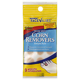 Harmon® Face Values™ 9-Count Maximum Strength Medicated Corn Removers