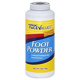 Harmon® Face Values™ 7 oz. Foot Powder
