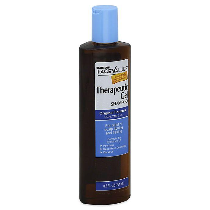Alternate image 1 for Harmon® Face Values™ 8.5 fl. oz. Therapeutic Gel Shampoo