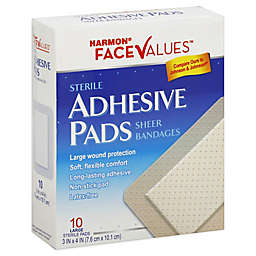 Harmon® Face Values™ 10-Count Adhesive Pads