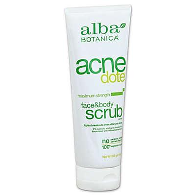 Alba Botanica® Natural Acne Dote 8 oz. Face and Body Scrub