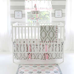 My Baby Sam Olivia Rose Crib Bedding Collection