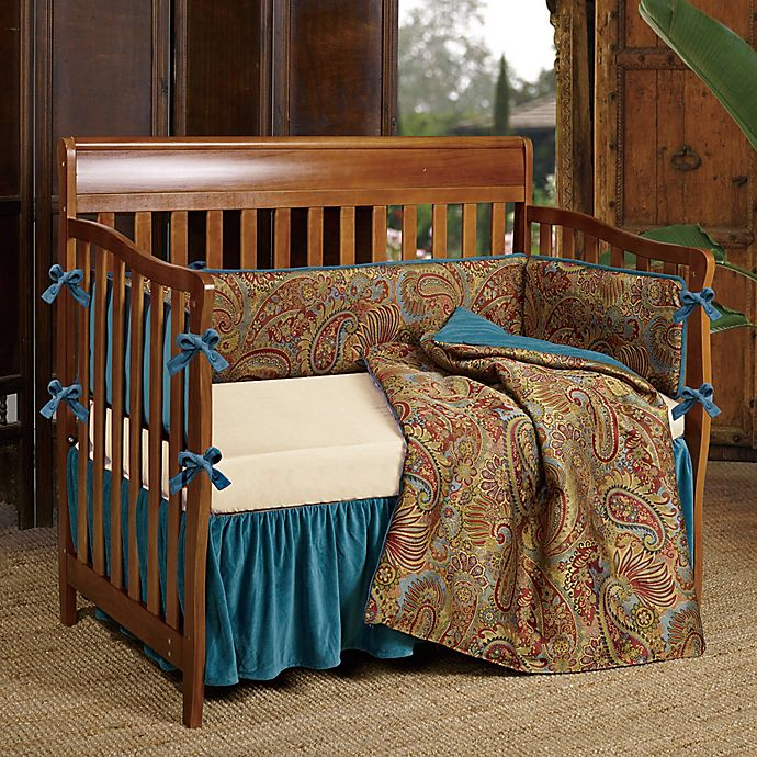 Alternate image 1 for HiEnd Accents San Angelo Crib Bedding Collection