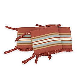 HiEnd Accents Calhoun 4-Piece Crib Bumper Set