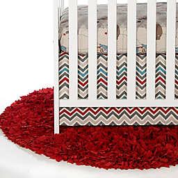 Glenna Jean Happy Trails 2-Piece Crib Starter Set