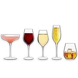 Luigi Bormioli Vinea Wine Glass Collection
