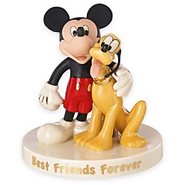 Lenox® Disney Mickey Mouse's Best Friend Figurine