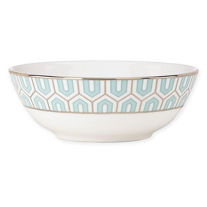 Alternate image 1 for Brian Gluckstein by Lenox® Clara™ Aqua All Purpose Bowl