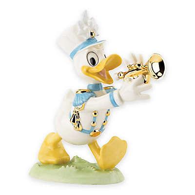 Lenox® Disney Band Leader Donald Duck Figurine