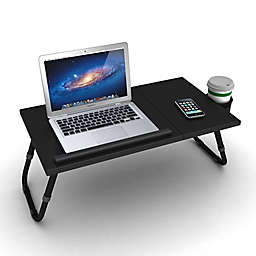 Adjustable Laptop Tray in Black