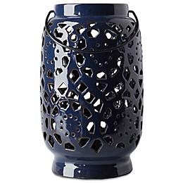 Style Statements by Surya Kimba Ceramic Tealight Lantern