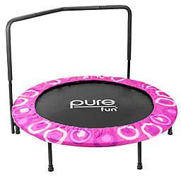 Pure Fun 48-Inch Super Jumper Kids Trampoline
