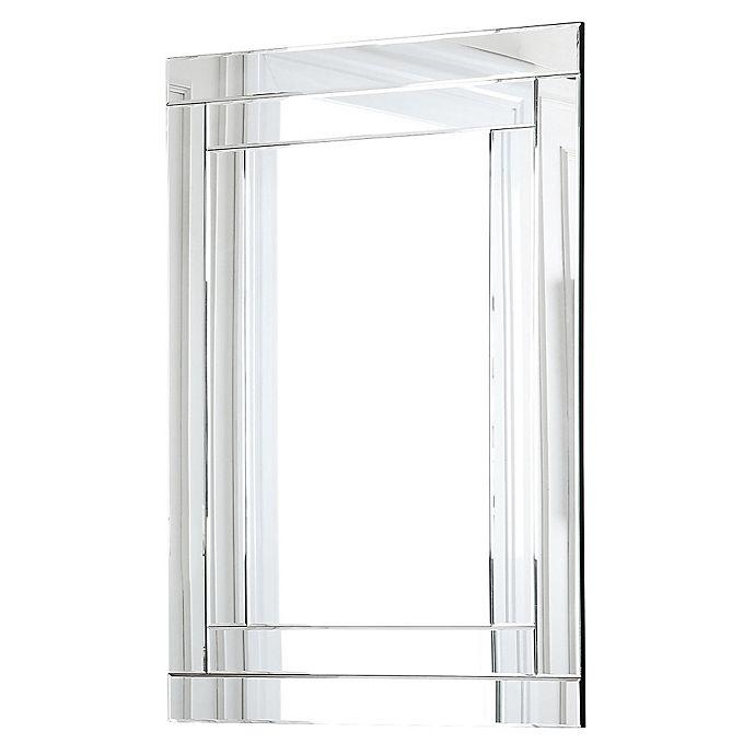 Alternate image 1 for Abbyson Living® Fairmont 29-Inch x 41-Inch Rectangular Mirror