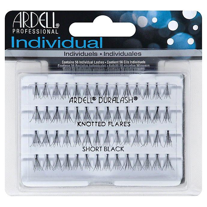 Alternate image 1 for Ardell® Duralash® Naturals Individual Lashes Black Flare Short