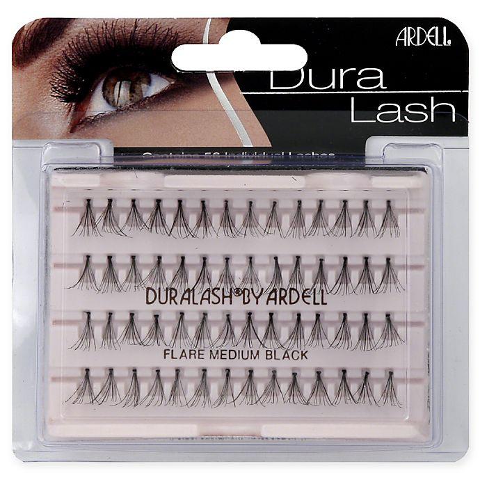 Alternate image 1 for Ardell® Duralash® Naturals Individual Lashes Black Flare Medium