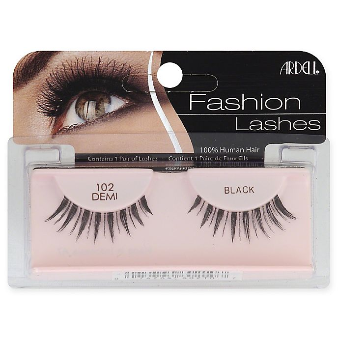 5917317d821 Ardell® Fashion Lashes Pair in 102 Demi Black | Bed Bath & Beyond