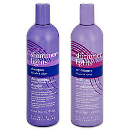 Clairol Professional® Shimmer Lights Hair Care for Blonde and Silver Hair