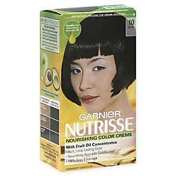 Garnier® Nutrisse® Nourishing Hair Color Crème in 10 Black