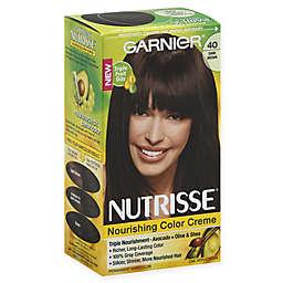 Garnier® Nutrisse® Nourishing Hair Color Crème in 40 Dark Brown