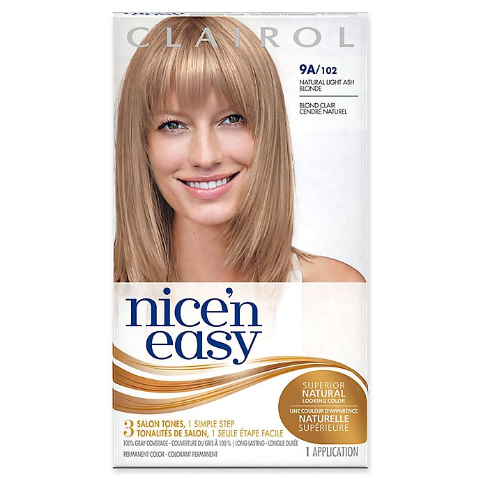 Clairol® Nice 'n Easy Permanent Hair Color 9A/102 Natural ...