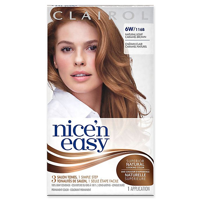 Image result for Clairol Nice'n Easy Permanent hair dye