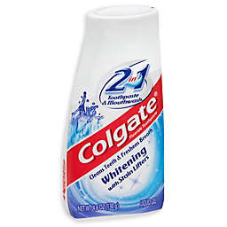 Colgate® 4.6 oz. 2-in-1 Whitening Toothpaste and Mouthwash