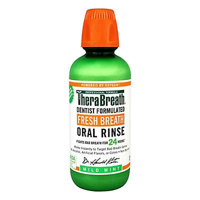 Dr. Katz TheraBreath 16 oz. Fresh Breath Oral Rinse