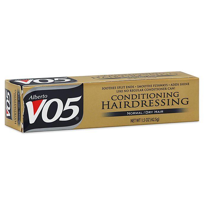 Alternate image 1 for V05® 1.5 oz. Conditioning Hairdressing for Normal/Dry Hair