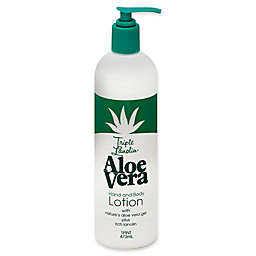 Triple Lanolin® 16 oz. Aloe Vera Hand and Body Lotion