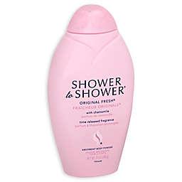 Shower to Shower 13 oz. Original Fresh Absorbent Body Powder