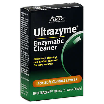 Amo Ultrazyme® 20 Count Enzymatic Cleaner Tablets
