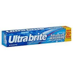Ultra Brite 6 oz. Advanced Whitening Toothpaste in Original