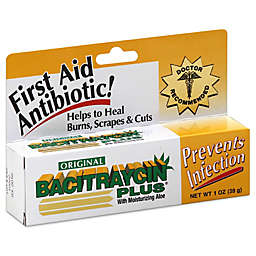 Original Bacitraycin Plus® 1 oz. Antibiotic with Moisturizing Aloe