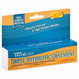 Harmon® Face Values™ 1 oz. Triple Antibiotic Ointment