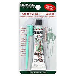 Pinaud Clubman .5 oz. Moustache Wax Neutral