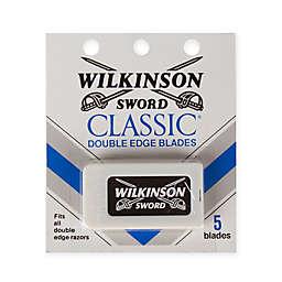 Wilkinson Sword Double Edge Blade 5pk