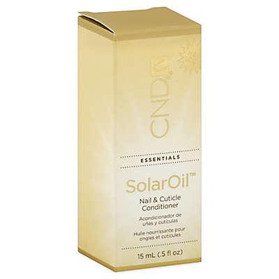 CND™ Essentials SolarOil™ .5 oz. Nail & Cuticle Conditioner