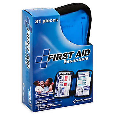 First Aid Only™ 81-Piece First Aid Essentials Kit