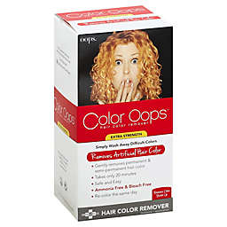 Color Oops Ex Hair Color Remover